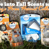 Easy into Fall with Febreze Home Harvest Collection