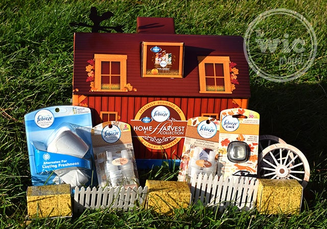 Febreze Home Harvest Collection