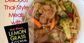 Delicious Thai-Style Meals with Lemon Grass Kitchen #MC #sponsored