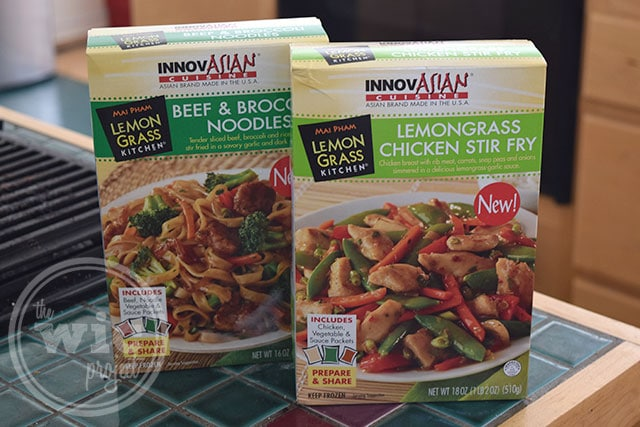 Lemon Grass Kitchen Frozen Entrees