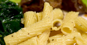 Roasted Garlic and Parmesan Pasta Recipe Pasta Fits