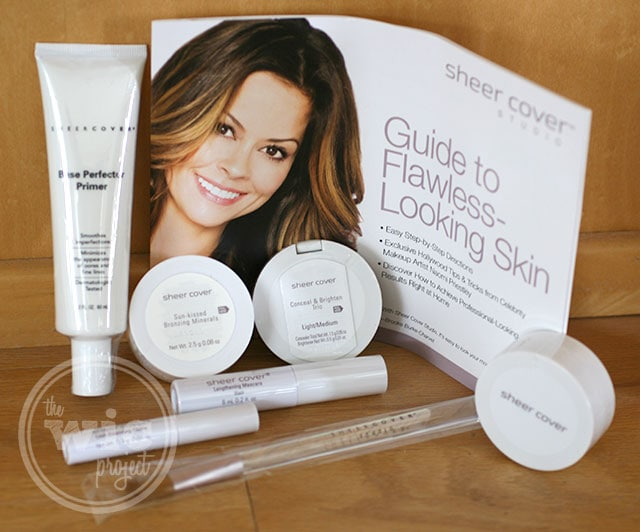 Achieve an All-Natural Glow with Sheer Cover Studio Mineral