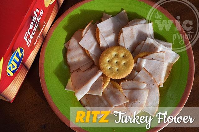 RITZ Fresh Stacks Turkey Flower