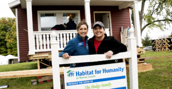 Whirlpool, Indiana University Habitat Build 10.03.2014