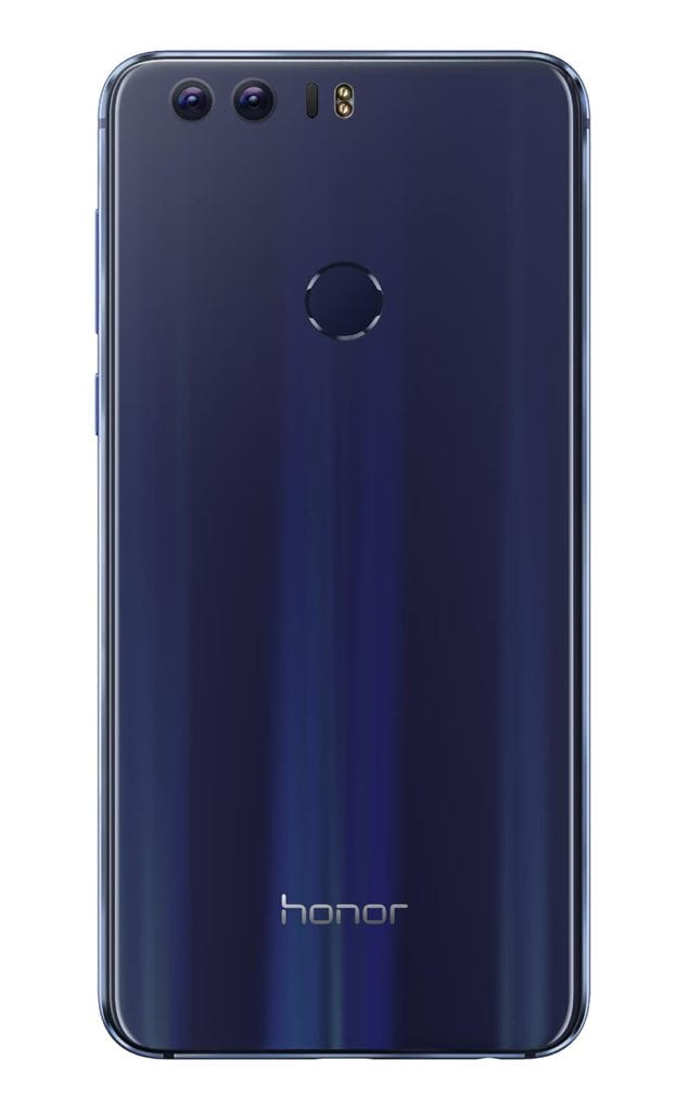 Huawei Honor 8 Unlocked Smartphone 12MP Rear Camera & Fingerprint Security