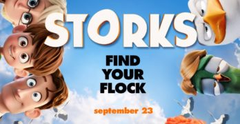 Warner Bros. Pictures Storks Movie Review #STORKS