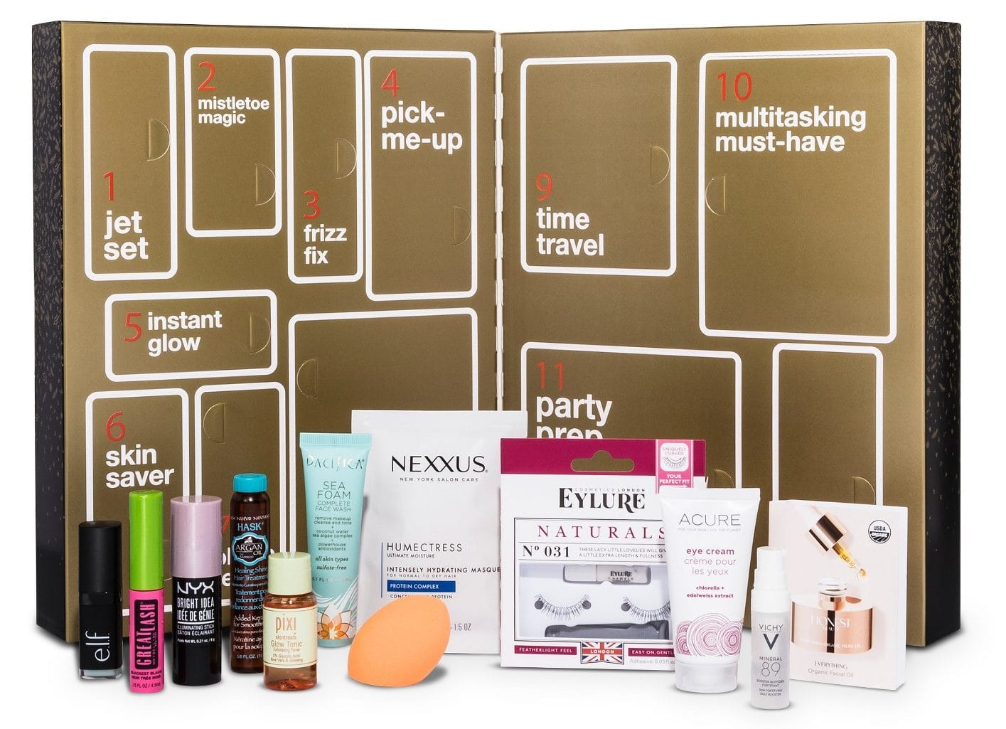 12 Days of Beauty Advent Calendar