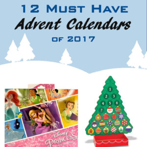 12 Must-Have Advent Calendars of 2017