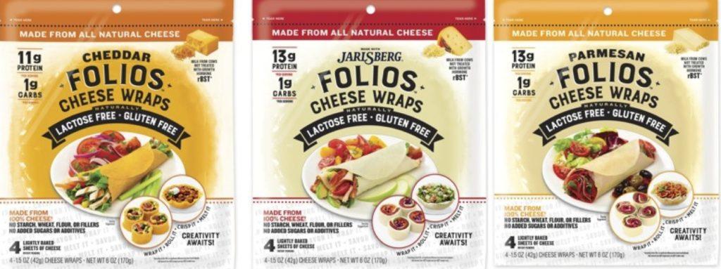Cheese Folios Cheese Sheets