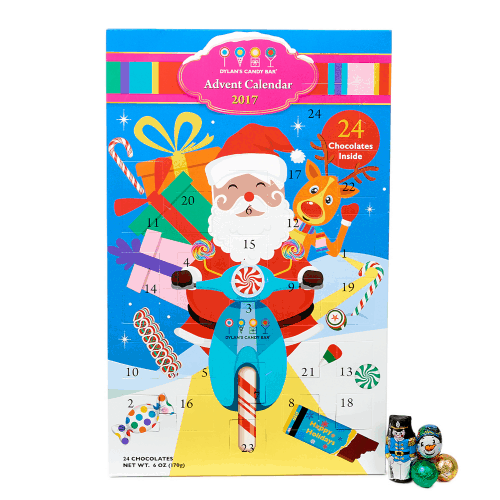 Dylan's Candy Bar Christmas 2017 Advent Calendar