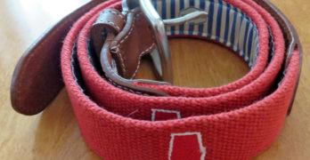 Gift Stylish Embroidered Belt and Accessories with J.T. Spencer