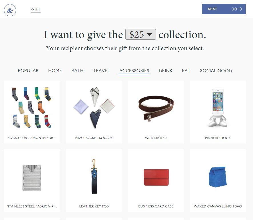 Loop & Tie Gift Service