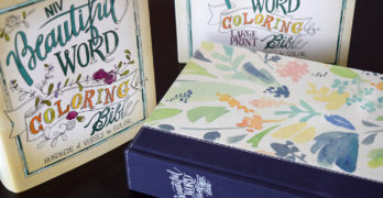 Coloring Bible Gifts for Women - NIV Beautiful Word Coloring Bible
