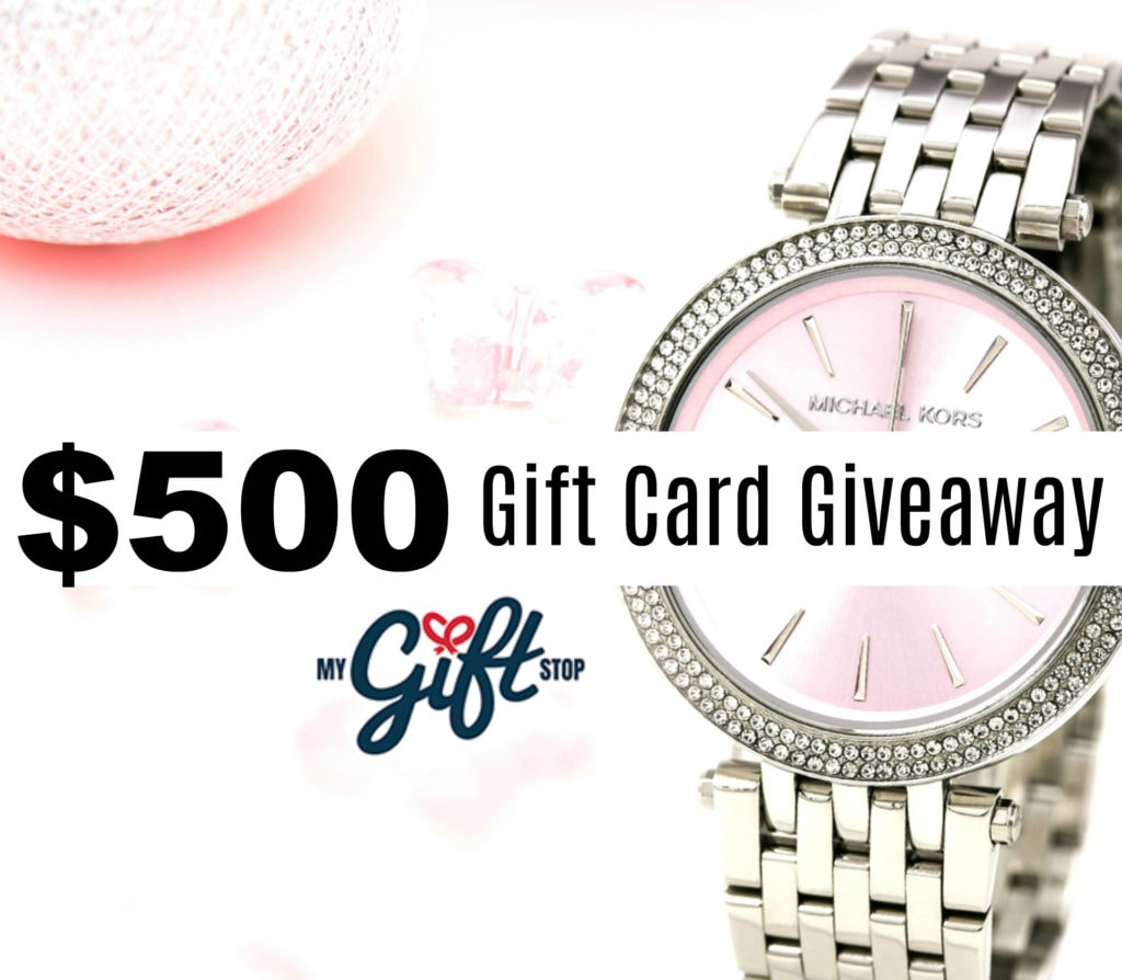 My Gift Stop $500 Gift Card Giveaway