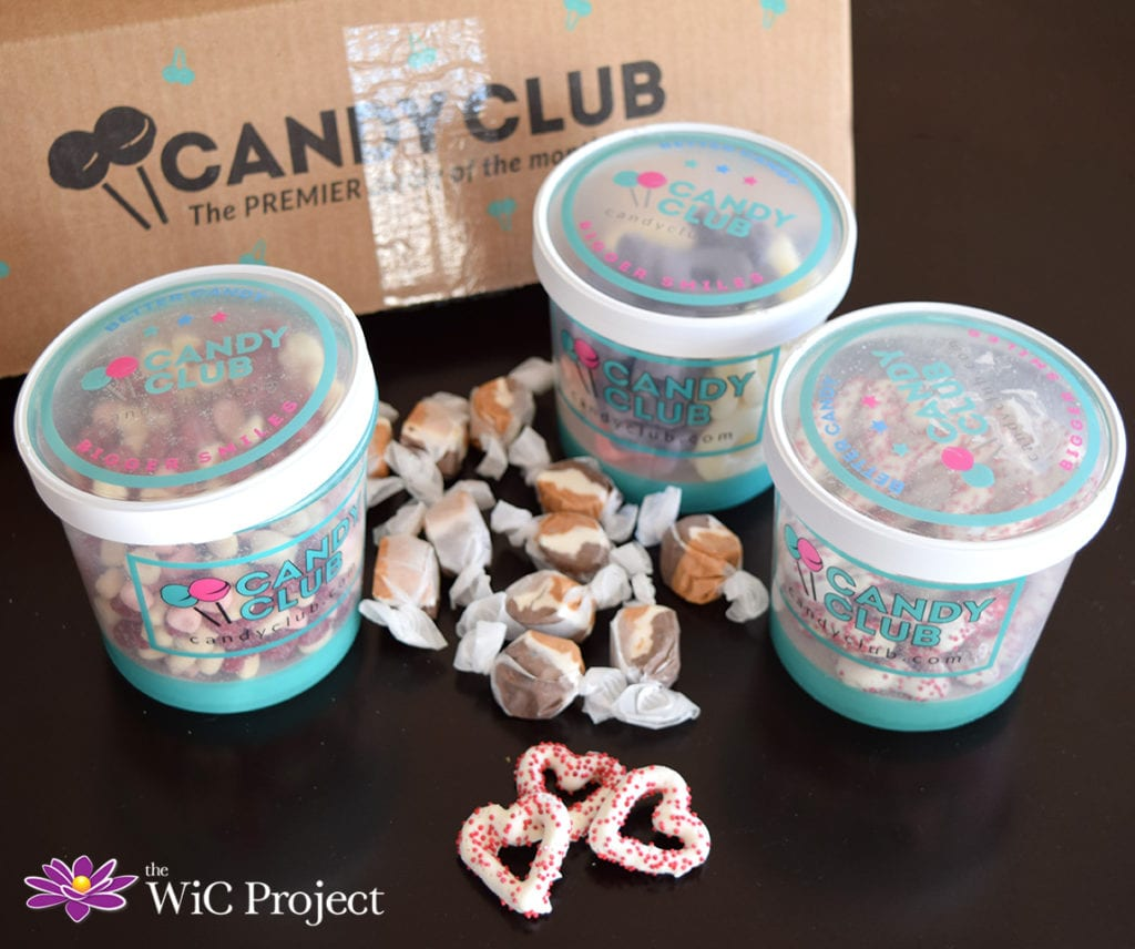 The Ultimate Candy Gift Idea - Candy Club Monthly Candy Deliveries