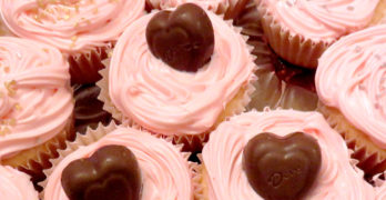 Bake Your Way into Your Valentine's Heart + Cupid's Cupcakes Recipe
