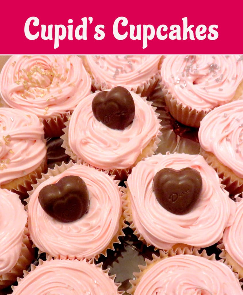 Cupid's Cupcakes