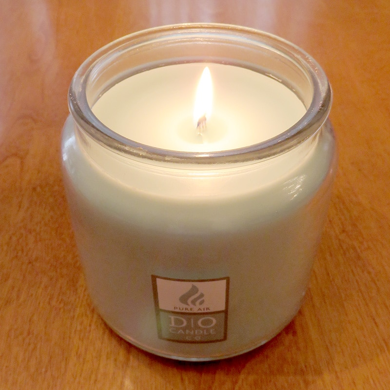 Freshen Your Home With David Oreck Candle Co. - Ocean Breeze