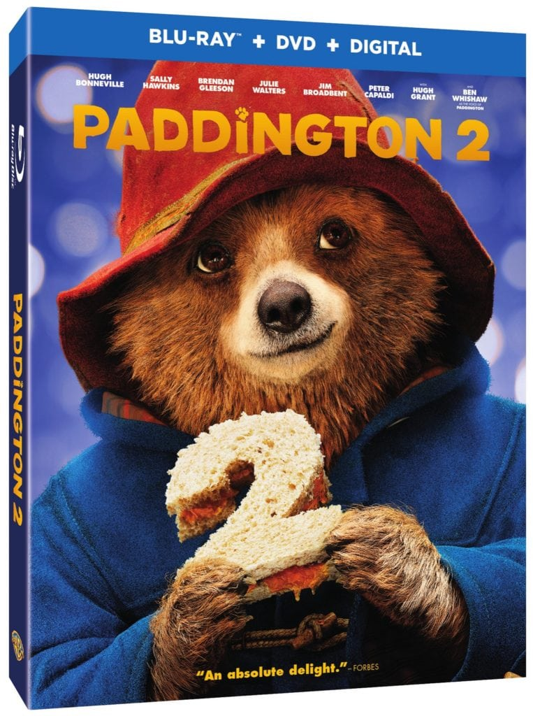 'Paddington 2': A Heartwarming Classic for the Whole Family ~ Now on Blu-Ray/DVD