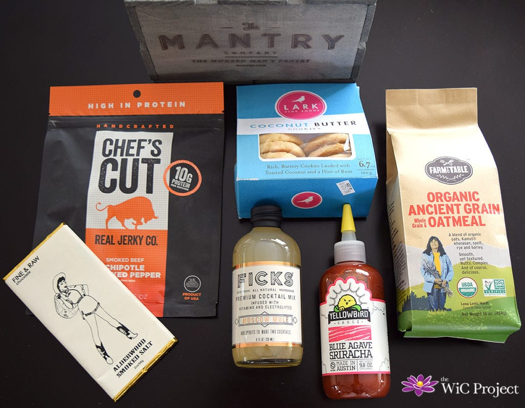 Mantry Boxes are the Best Artisan Food Gifts for Father's Day