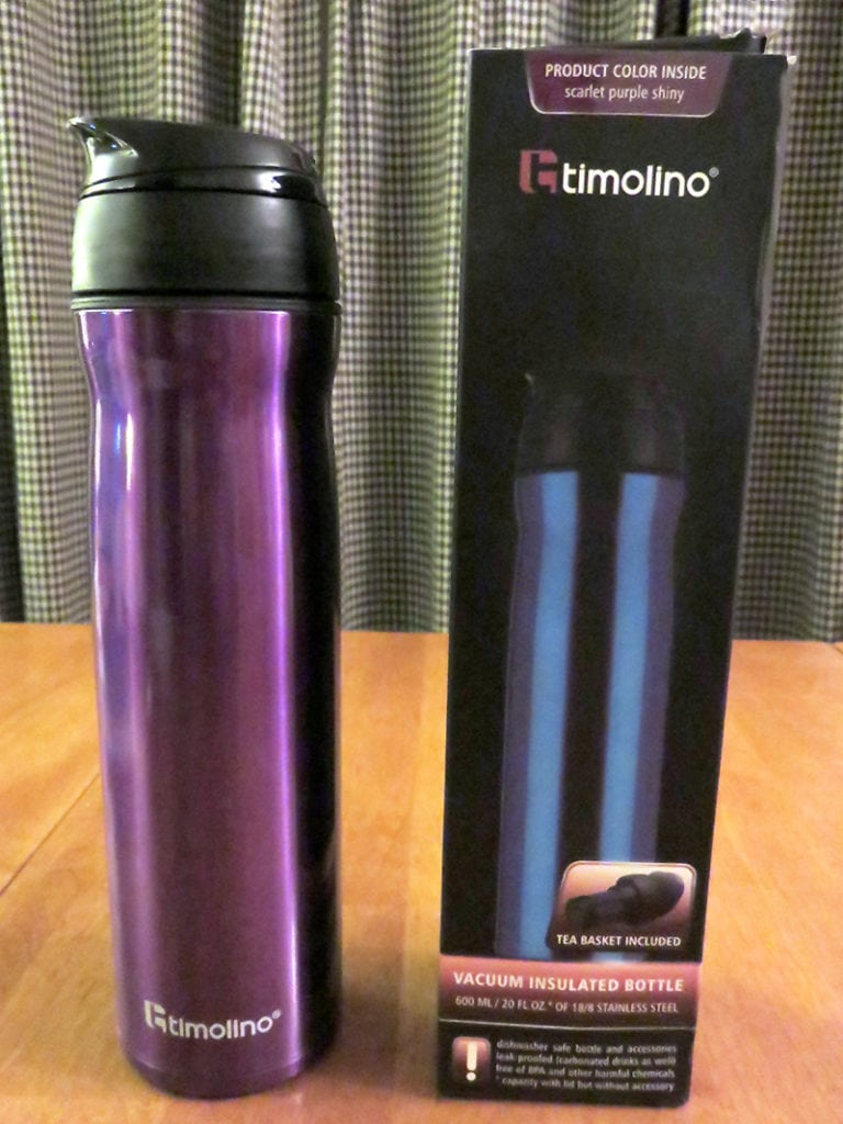 Timolino Mugs Keep Drinks Hot or Cold While On The Go