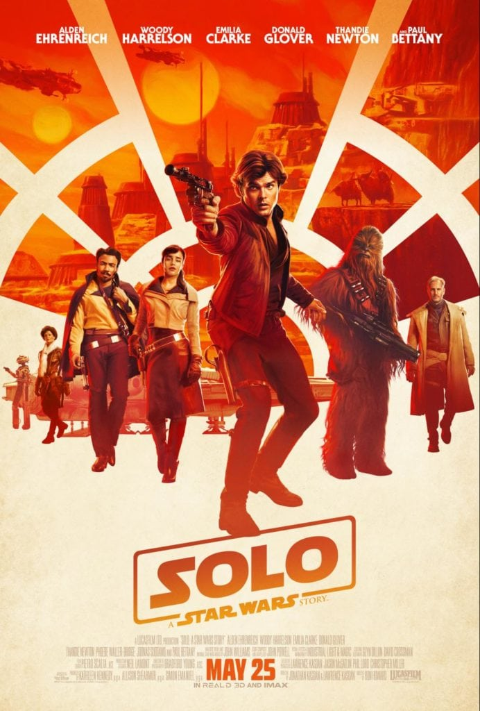 Spoiler-Free SOLO: A STAR WARS STORY Review