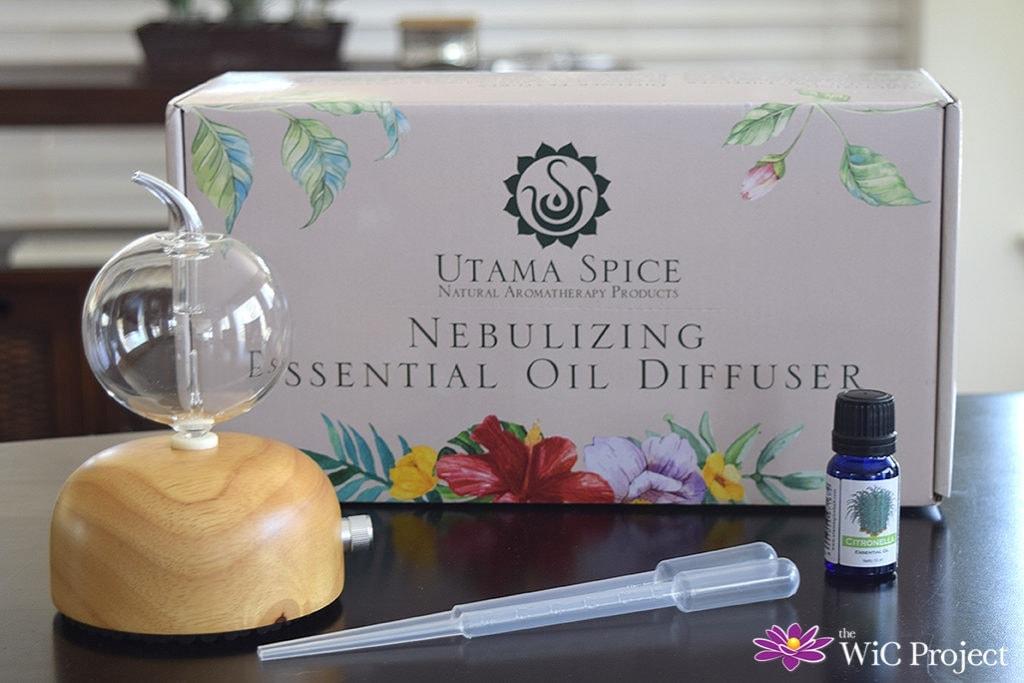 Utama Spice Essential Oil Diffuser