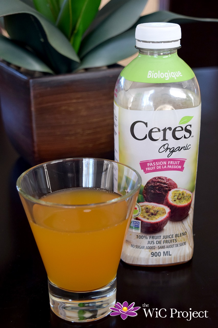 Ceres Organic Passion Fruit Natural and Organic Juices