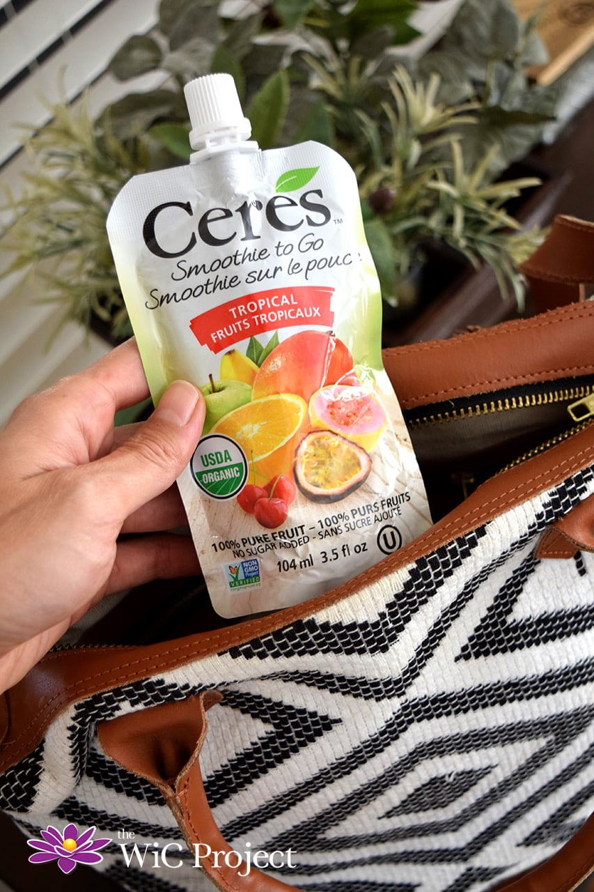 Ceres Juices Smoothie To Go