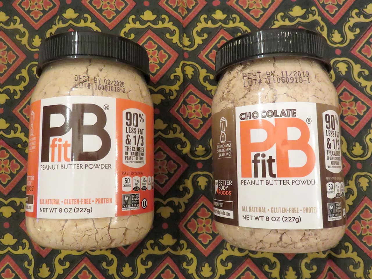 Upgrade Your Peanut Butter with Healthy Alternative PBfit