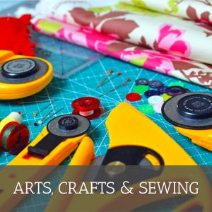 Active Amazon Arts, Crafts & Sewing Promo and Coupon Codes