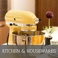 Active Amazon Kitchen & Housewares Promo and Coupon Codes