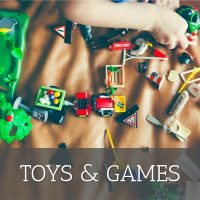 Active Amazon Toys & Games Promo and Coupon Codes