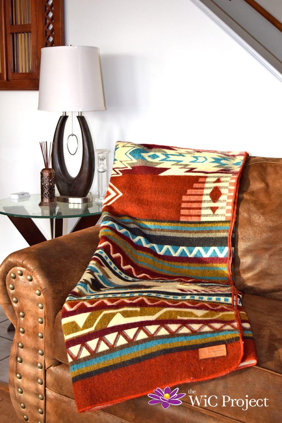 Ecuadane Blankets