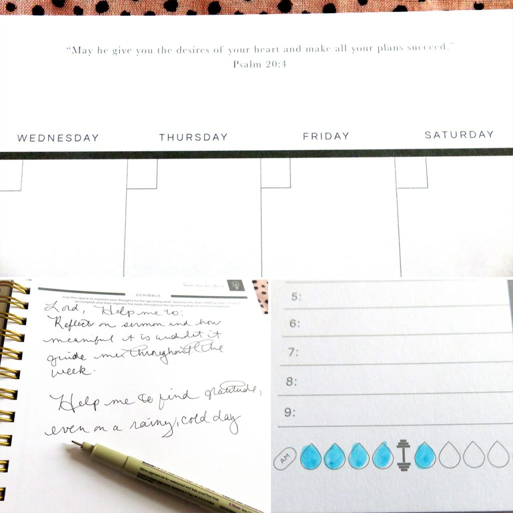 Become Organized and Focused with The Hope Planner