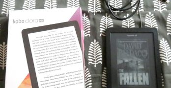 Book Lover Gift Idea: Meet the Kobo Clara HD eReader