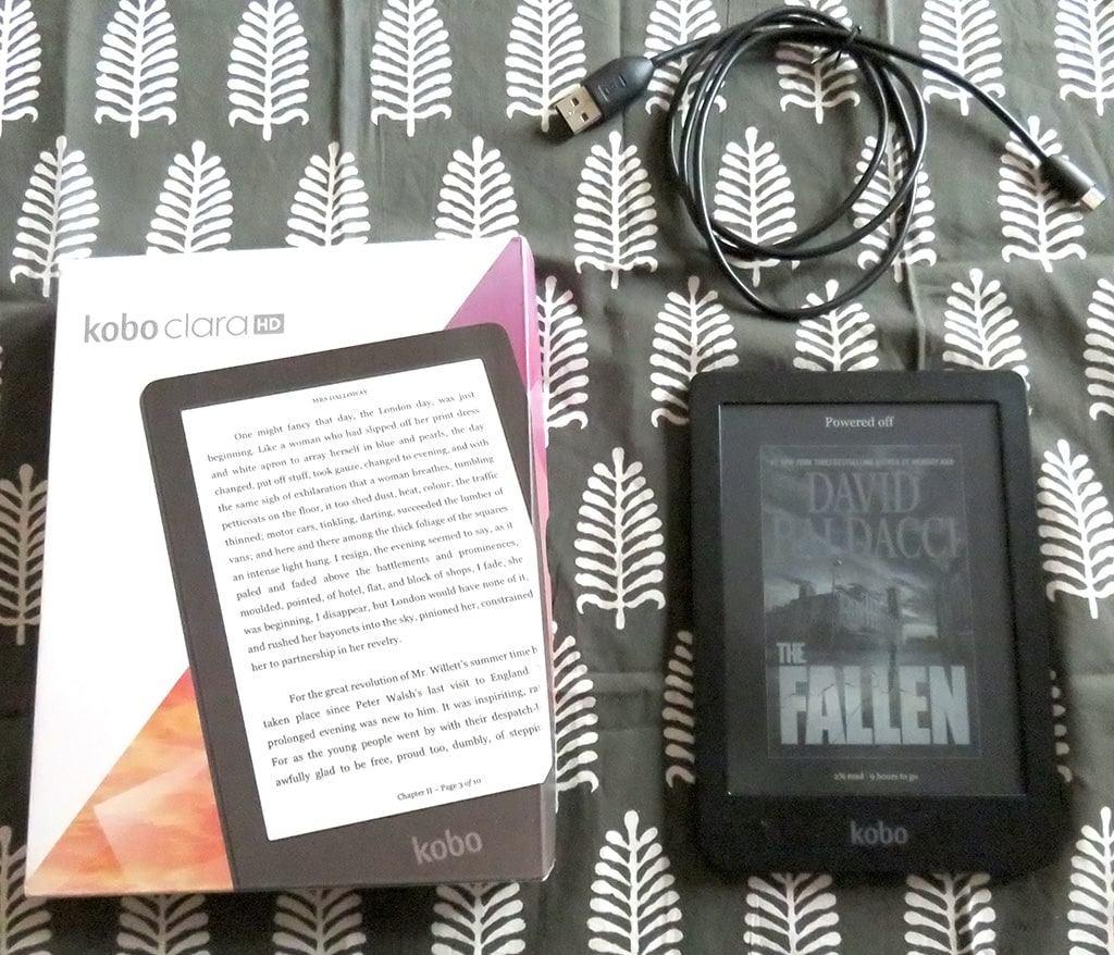 Book Lovers Gift Idea: Meet the Kobo Clara HD eReader