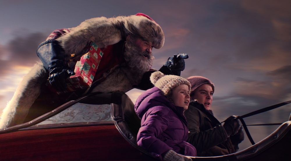 The Christmas Chronicles Premieres: Nov 22, 2018, on Netflix