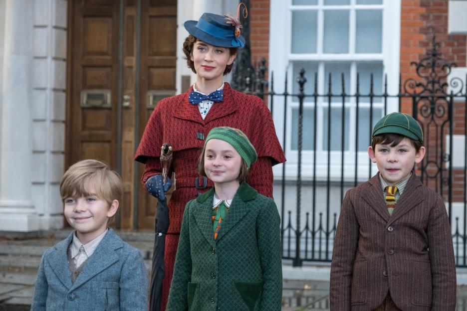 "Mary Poppins Returns is ""Practically Perfect in Every Way"" - Now Playing in Theaters Everywhere"