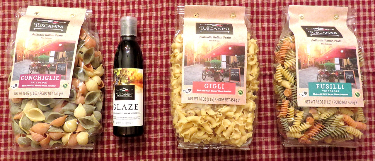 Enjoy a Taste of Italy with Tuscanini Artisan Products from Italy