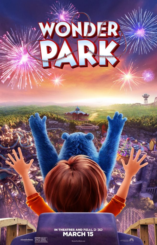 Wonder Park in Theaters March 15, 2019