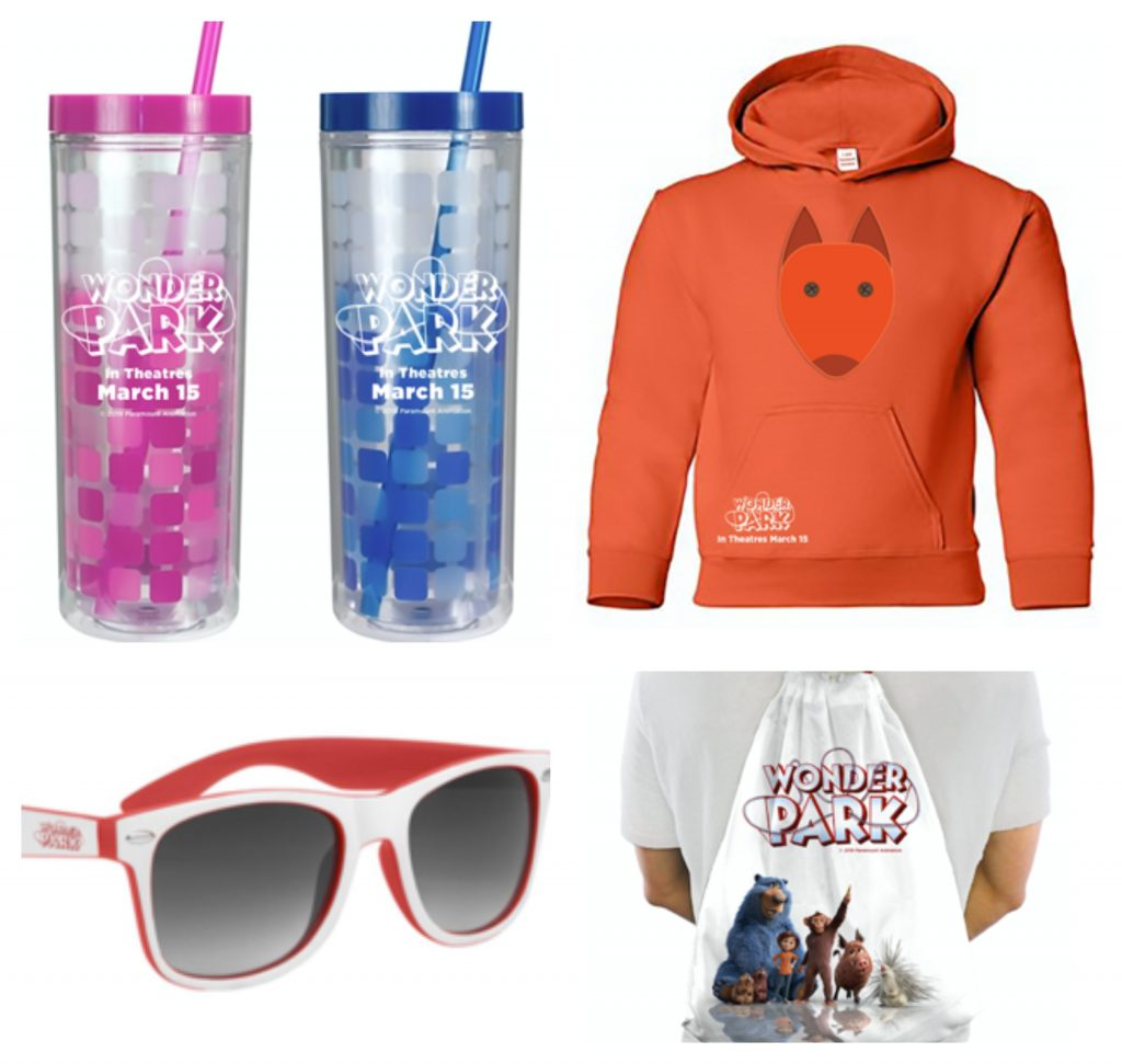 Enter Our Wonder Park Giveaway to win Wonder Park Swag!