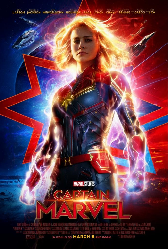 Captain Marvel Spoiler-Free Review - Action-Packed, Must-See Movie In Theaters March 8, 2019