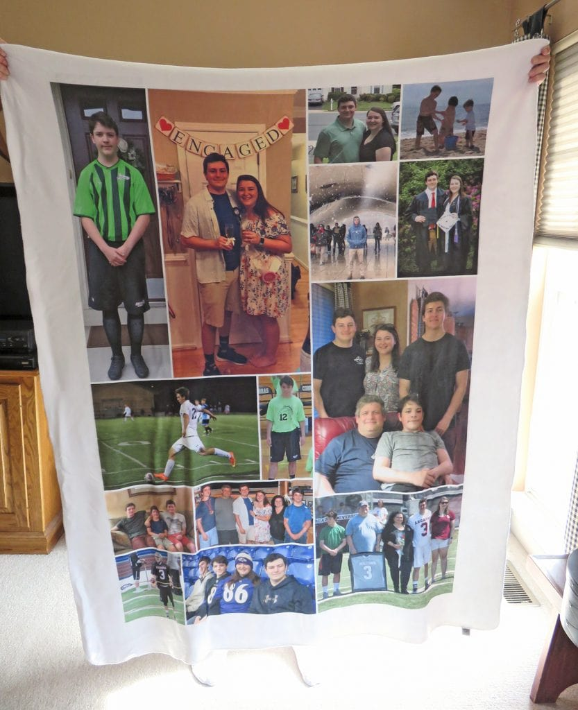 Create Custom Photo Gifts with Collage - Photo Blanket Review