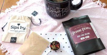 Unique Teas Delivered: Sips By Tea Subscription Box Review