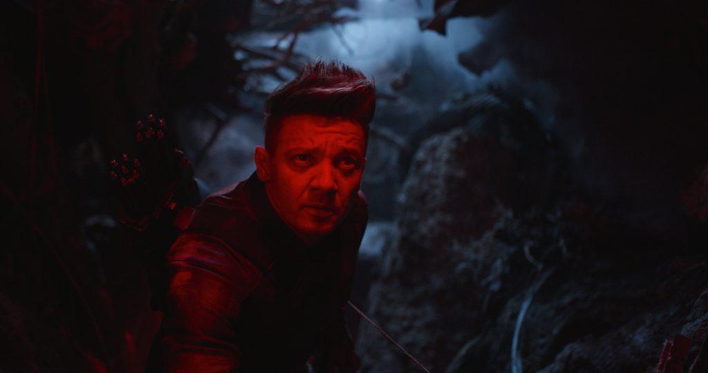 Marvel Studios' AVENGERS: ENDGAME..Hawkeye