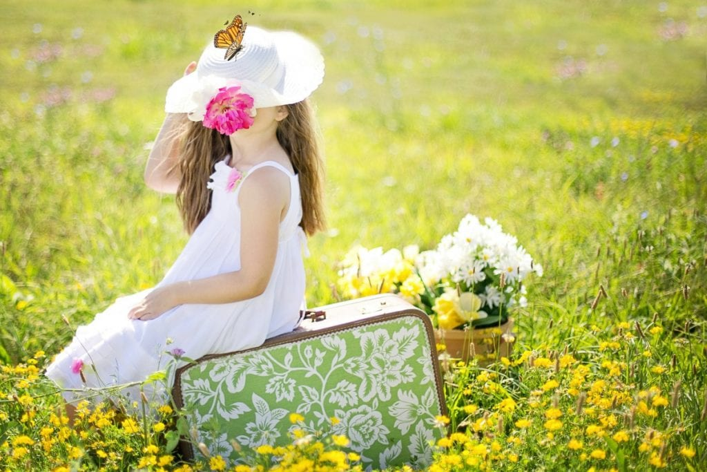 How to Care for A Flower Girl Dress When Travelling