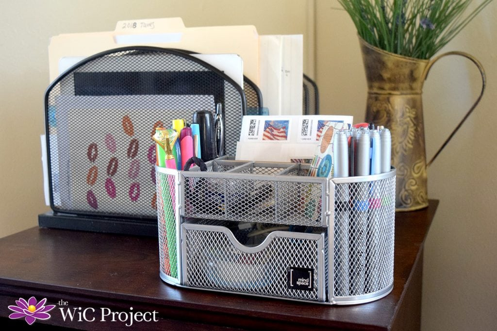 Easy Tips to Organize Your Desk with Mindspace - Desk Organizer