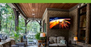 How to Watch TV Outside: Outdoor TV Tips