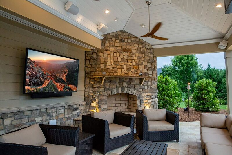 How to Watch TV Outside with SunBrite Veranda Series Outdoor 4K UHD TVs: Outdoor TV Tips